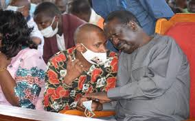 Is Raila ready for generation change in Luoland?