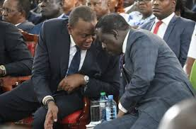Can Ruto defeat Raila? Uhuru asks strategists