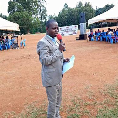 Kangundo MCA Mitaa to defend seat