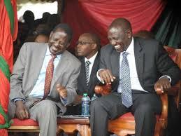 Ruto plot to isolate Raila