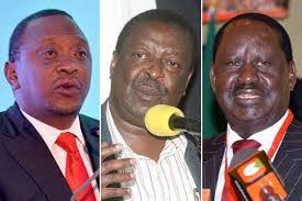 2022: Uhuru wants Raila, Mudavadi to agree