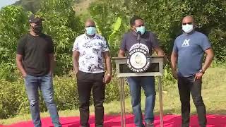 Joho finally ditches ODM for Coastal party
