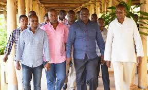 Shaky succession Coast politics