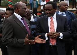 Day Muthama nearly punched Kalonzo,claims ex-VP snatched his wife
