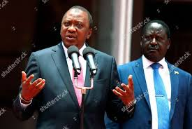 Why Uhuru is divorcing Raila