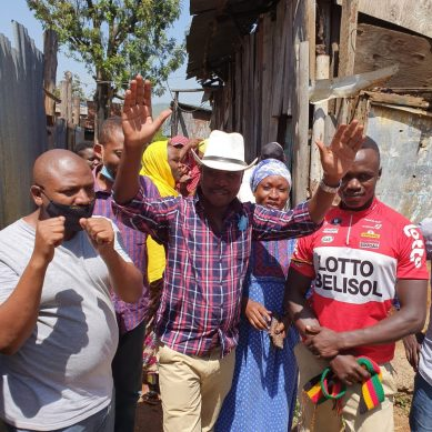 New aspirant joins murky Kisumu politics