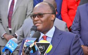 Tribalism at its height as CS Macharia appoints 3 from the same community
