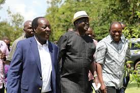 Big split emerges after Raila Vihiga visit