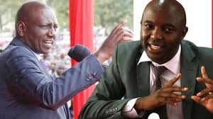 DP Ruto is the next president of Kenya-Kang'ata