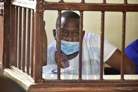Friends abandon Sonko at the hour of need