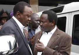 Uhuru unhappy Kalonzo mortgaged Kamba envoy's slot