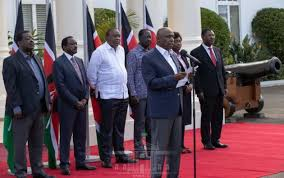 Uhuru to work with Ruto should Nasa let him down