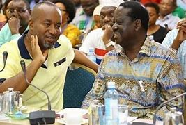 You are free to run for President, Raila Tells Joho