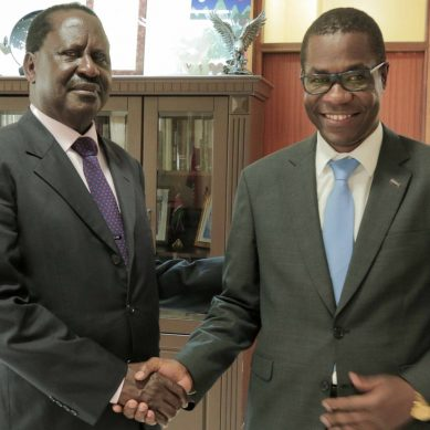Opposition is not ODM's permanent job-Wandayi